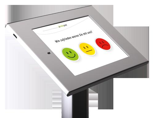 votepad Kundenzufriedenheit messen schnell & einfach
